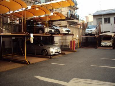 【駐車場】ヴォール・ヴォラン