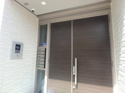 【エントランス】シャーメゾンセレナヴィラ