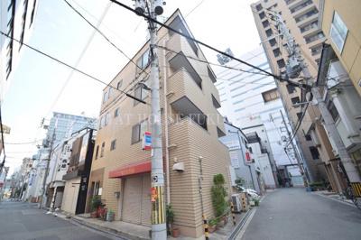 【外観】メゾン・ド・ヴィレしうん福島