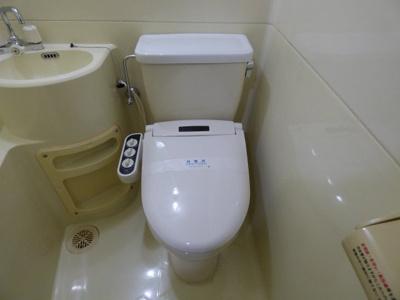 【トイレ】ベッキハイム