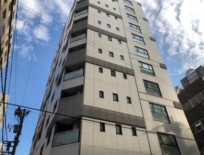 【外観】グリーンパーク東日本橋レジデンス