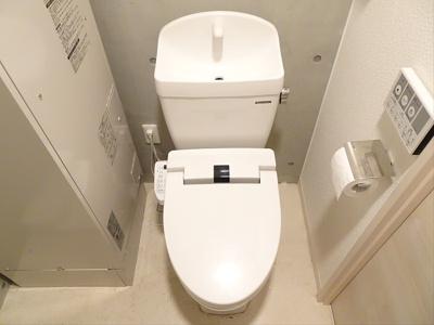 【トイレ】COCOFLATHATAGAYA