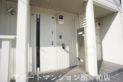 【エントランス】グランドソレイユⅣ