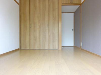 【寝室】水久保コーポ