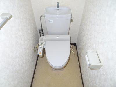 【トイレ】ベルウッド明大前