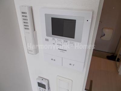 ラ・メゾン・アイリス88 高円寺南のTV付インターホン