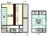 46544 岐阜市岩崎事業用の画像