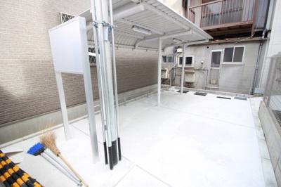 【その他共用部分】マメゾン阿倍野Ⅱ 令和元年10月完成予定の新築物件!