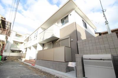 【外観】マメゾン阿倍野Ⅱ 令和元年10月完成予定の新築物件!