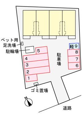 【区画図】スカイヒル