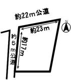 50865 安八郡神戸町丈六道土地の画像