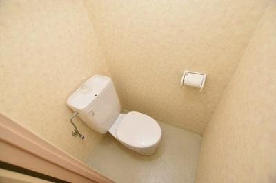 【トイレ】クラビス上町台