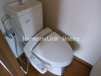 アーバンプレイス駒込ⅡAのトイレ☆