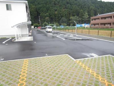 【駐車場】Casa美輪Ⅱ
