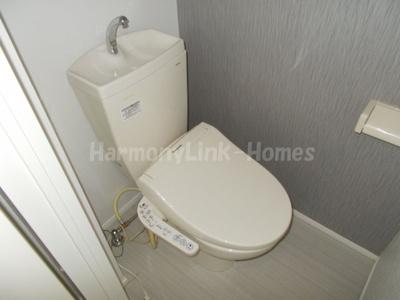 アンビアンテのトイレ