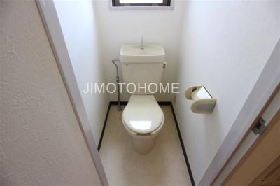 【トイレ】ウエストドーム永田