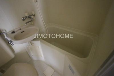 【浴室】ハピネス南市岡