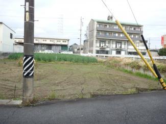 【前面道路含む現地写真】53073 羽島郡岐南町上印食土地