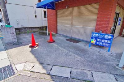 【駐車場】赤山1丁目店舗