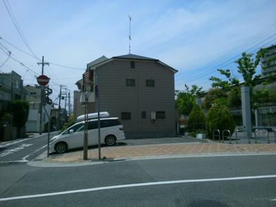 【外観】十川モータープール