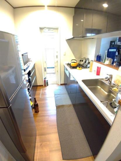 【キッチン】野芥5丁目戸建て
