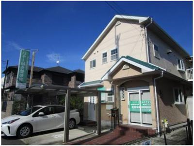 【外観】三田市西山店舗付き住宅