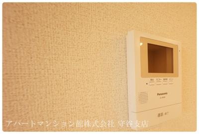 【セキュリティ】メゾン・ド・アンジュB
