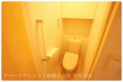 【トイレ】メゾン・ド・アンジュB