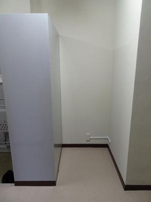 遠藤ビル 冷蔵庫置き場