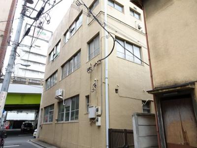 遠藤ビル 鶯谷駅から徒歩3分・入谷駅から徒歩10分の好立地!鉄筋コンクリート造の3階建てマンション!