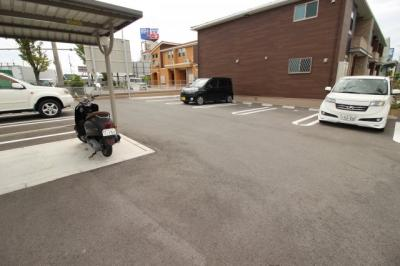 【駐車場】クロスロード・シン