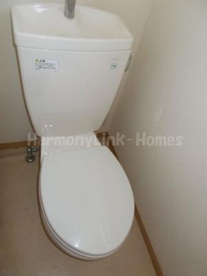 Cher Gardenの落ち着いたトイレです☆