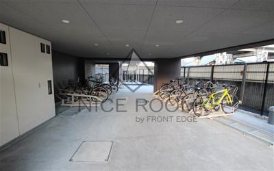 アーバネックス南品川 駐輪場