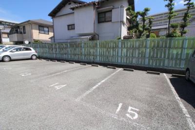 【駐車場】古川マンション