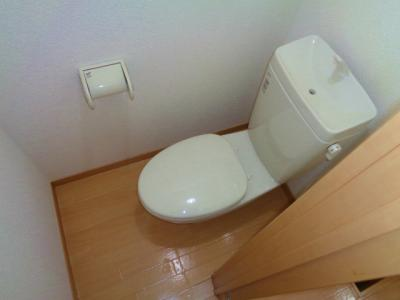 【トイレ】メゾンカーサ