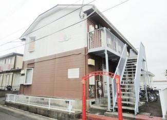 【外観】仙台市泉区永和台一棟アパート