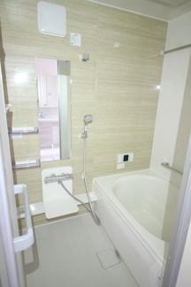 【浴室】ベラフォレスタ