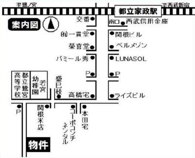 グレースラテールの地図☆