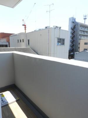 【バルコニー】エスカーサ大阪WEST九条駅前