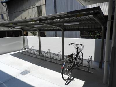 【駐車場】エスカーサ大阪WEST九条駅前