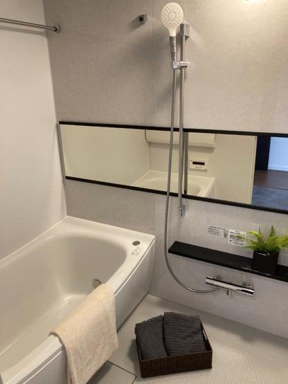 【浴室】アパガーデンコート鳳西壱番館