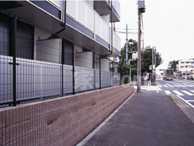 【バルコニー】レオパレス椎の実3(33973-401)