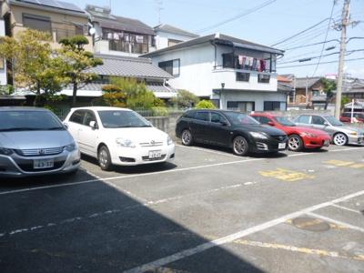 【駐車場】ネオコーポ都
