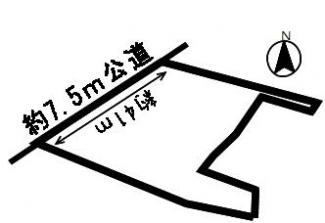 53237 羽島市正木町須賀赤松土地