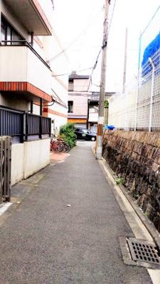 【前面道路含む現地写真】京都市東山区東姉小路町