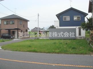 【区画図】34603 揖斐郡大野町上磯土地