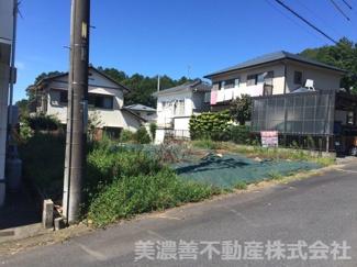【区画図】47698 関市広見東町土地