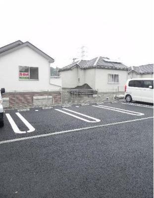 【駐車場】ブルックヒルズⅥ