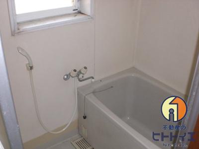 【浴室】大隈コーポ