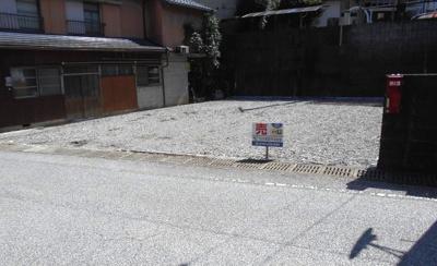 【外観】高知市福井町売土地